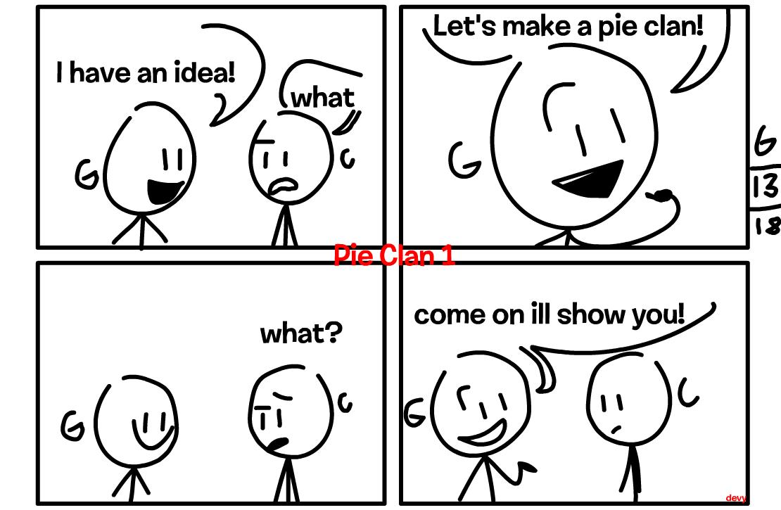 Pie Clan 1